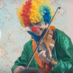 "Eurovisionary.com: ""Alexander Rybak as clown on new Russian ballad"""