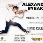 Finally! Alexander Rybak for the first time in Argentina
