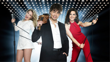 "Alexander Rybak presents the Summer-show ""Entertainer"""