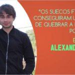 ESC Brazil: Interview with Alexander Rybak
