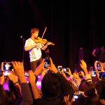 Press: Alexander Rybak took the stage of the Teatro Coliseo