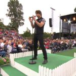 "Alexander performs ""I Came to Love You"" – Live in Allsang på Grensen"