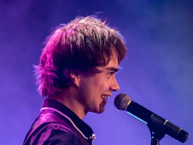 Videos and Photos. Alexander Rybak: Concert in Ostrava, Czech Republic