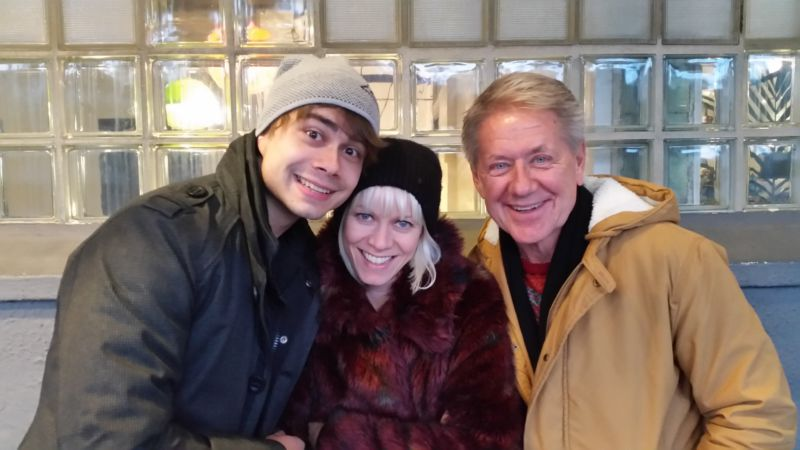 """Article & Radio-Interview: – Finally, Rybak is """"just"""" a violinist"""
