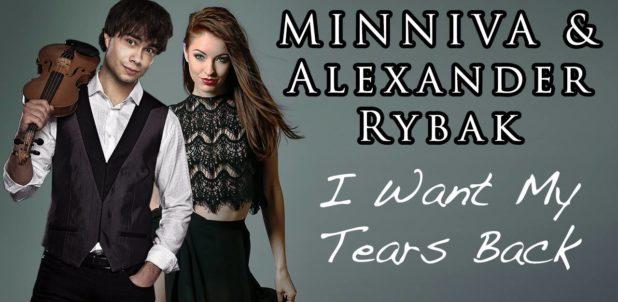 "New Video: Alexander Rybak & Minniva – ""I want my tears back"" – (Nightwish Cover)"