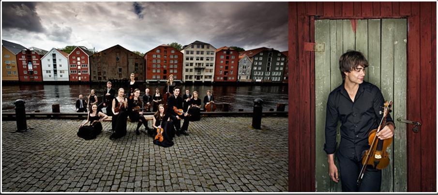 Norway: New-Year Concerts with Alexander Rybak and Trondheimsolistene