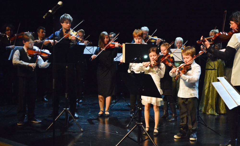 Article+Video: Got to play with Alexander Rybak
