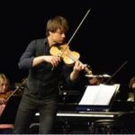 "Rybak and the students filled ""Bryggaren"""