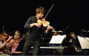 """Rybak and the students filled """"Bryggaren"""""""