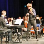 Rybak, the World-Star, brought life to the strings – Concert was sold out