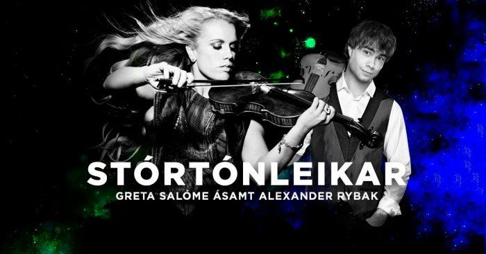 March 2017: Alexander Rybak – Iceland Tour