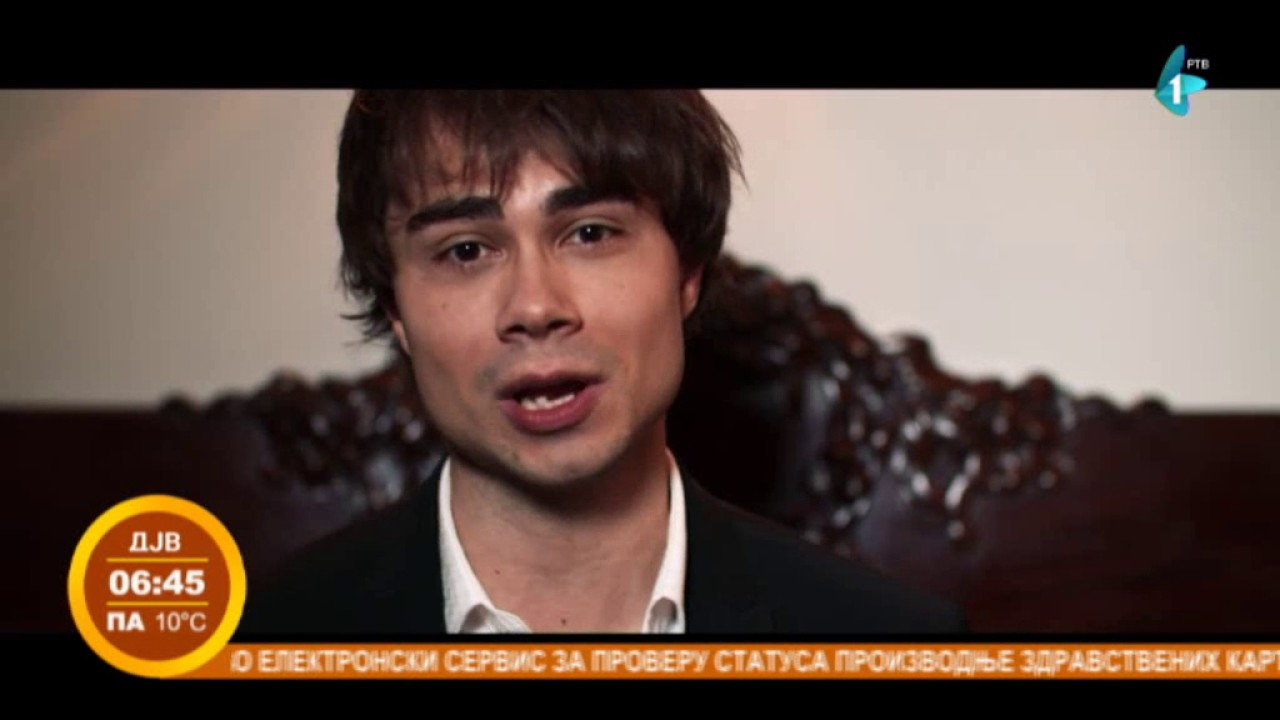 """Alexanders' new music-video """"Fever"""" was aired on Serbian TV"""