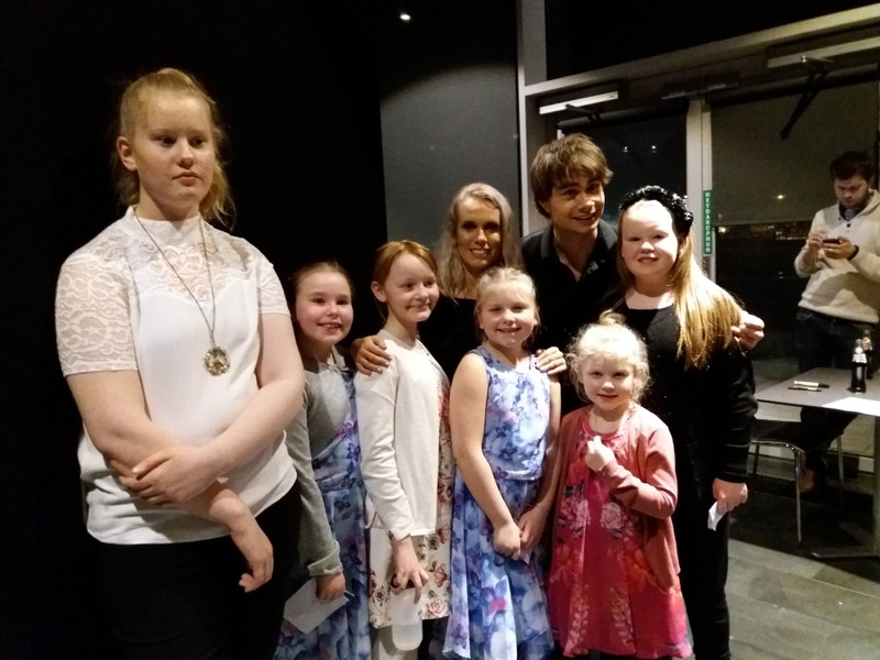 News from Skagafjordur strings (Masterclass in Iceland)