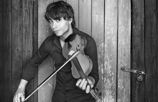 Alexander Rybak joins forces with Ostrava Philharmonics