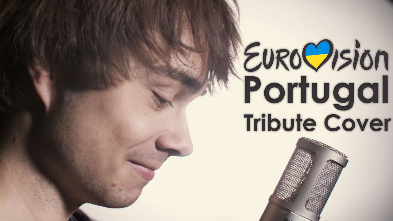 New Video: ESC Winner 2017 Portugal – Tribute Cover (UNOFFICIAL English Lyrics)