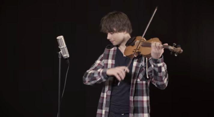 Alexander Rybak makes a cover of Salvador Sobral's Winner Song