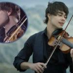 """Listen: Alexander Rybak covers Salvador's """"Amar Pelos Dois"""""""