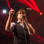 Alexander Rybak performed in Estonia at Midsummer-Festival
