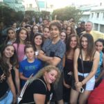 Athens, Greece: Meet & Greet with fans of Alexander Rybak. 19.08.2017