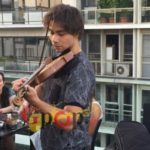 Alexander Rybak came to Athens and Gpop.gr was there – Exclusive photos