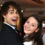 Alexander Rybak presented his beloved Julie with a romantic Birthday-gift