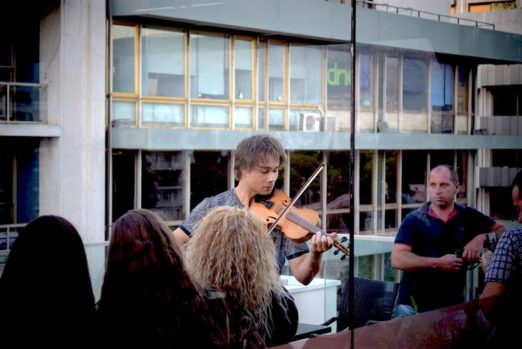 Oikotimes: Exclusive chat with Alexander Rybak in Athens