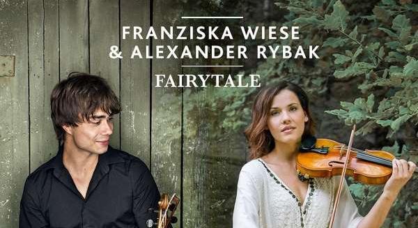 Franziska Wiese and the Norwegian ESC-winner Alexander Rybak, release singles together