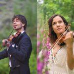 "Alexander Rybak sings ""Fairytales"" with Franziska Wiese!"