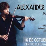 16.10.17. Alexander Rybak – Concert in Buenos Aires, Argentina