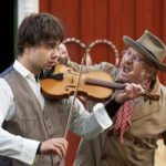 "New Video: Backstage Footage: Bjørnar Holand and Alexander Rybak – ""Bergrosa Vals"" (summer of 2017)"