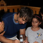 Istanbul, Turkey: Meet and Greet with fans of Alexander Rybak 13.08.2017