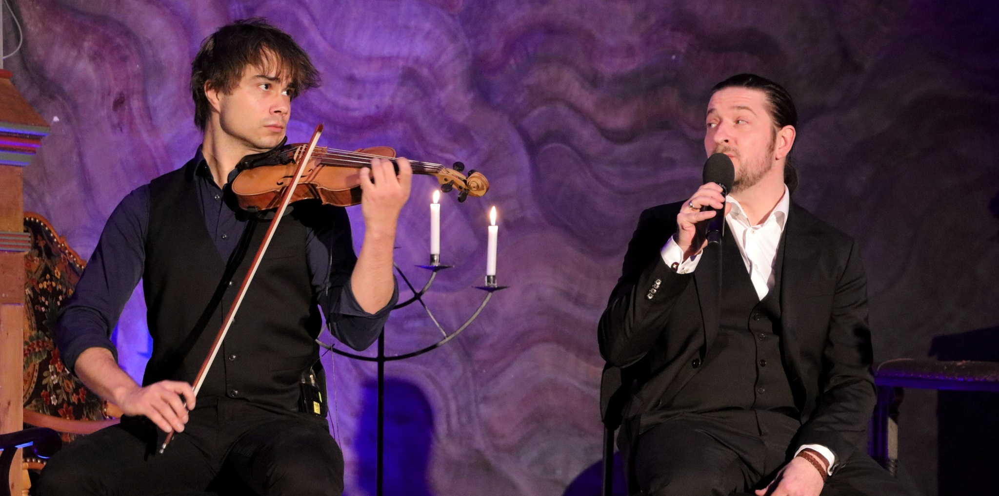 """Alexander Rybak. Photos from """"Stille Natt Hellige Natt"""" Concert – 2017"""