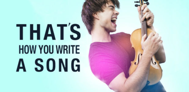 """Press-Release: Alexander Rybak to compete in Melodi Grand Prix 2018 with """"That´s How You Write A Song"""""""
