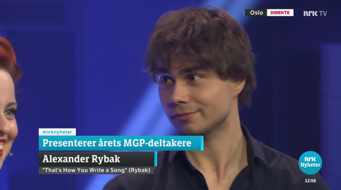 Norway: NRK TV presents the 10 Artists for Melodi Grand Prix 2018