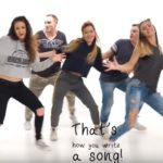 "New Video: ""That's How You Write A Song"" – Lyric Dance Video by Time to Show Studio, Lithuania"