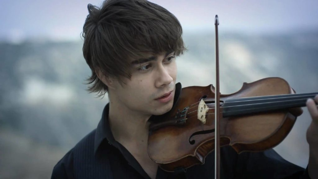 Eurosong Croatia Alexander Rybak I Like To Experience Music Without Boundaries Of Genres