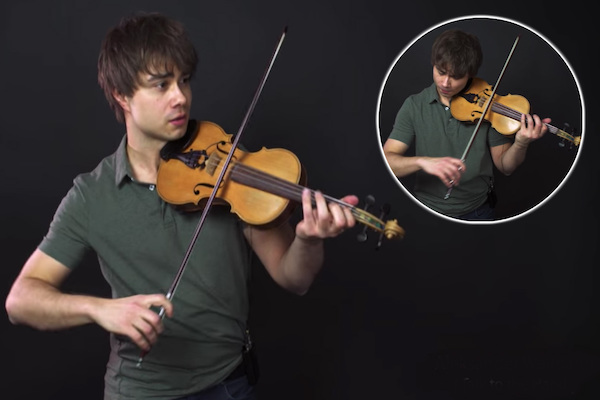 Wiwibloggs: Get Fiddle with It! Alexander Rybak pays homage to all the Melodi Grand Prix 2018 artists