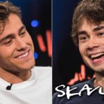 "NRK.tv: Alexander Rybak and Benjamin Ingrosso in the talk-show ""Skavlan"""
