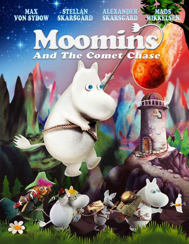 MOOMINS - THE COMET CHASE