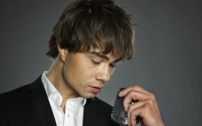 Telegid.com: Alexander Rybak found his love on the web