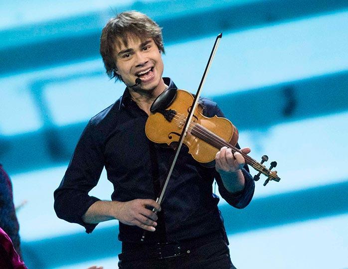 Teleprogramma.pro: Eurovision-2018 Participant Alexander Rybak – Interview