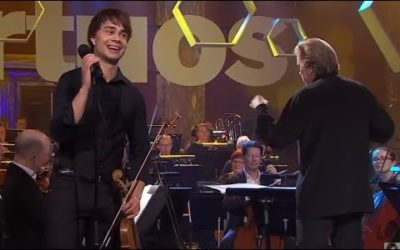 New Video: NRK Kringkastingsorkestret & Alexander Rybak – Jealous (Virtuos 2018)