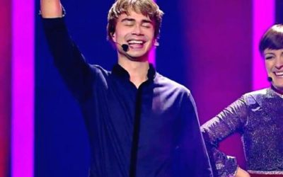 Alexander Rybak:  Second Semi-Final, Eurovision Song Contest 2018