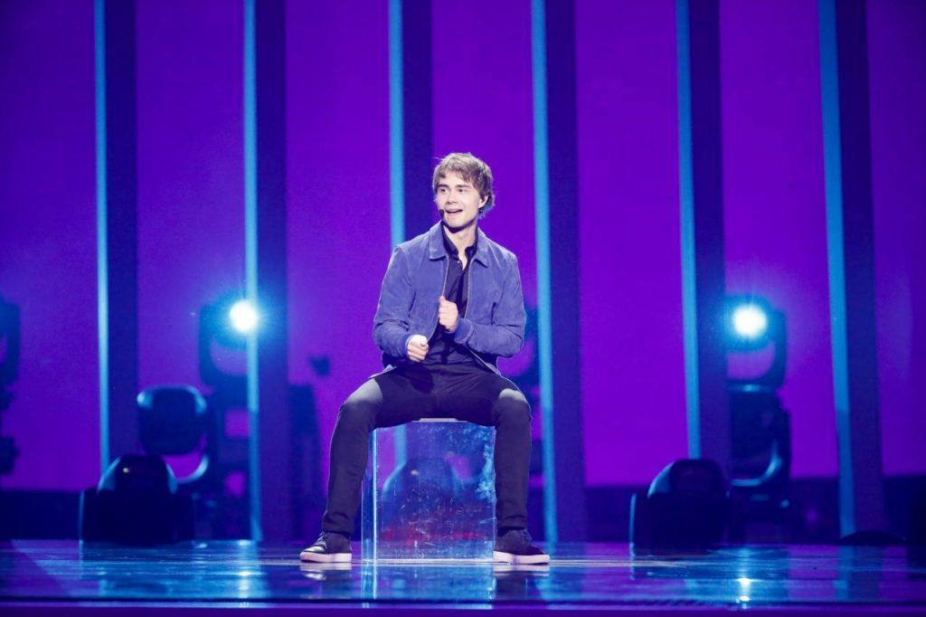 finalisten eurovision 2018
