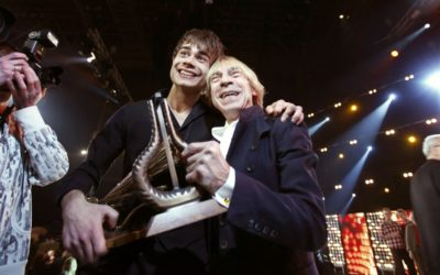 NRK.no. ESC-veteran to Rybak: You are historical