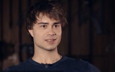 New NRK-Video: Alexander Rybak – Hello Europe (English Subtitles)