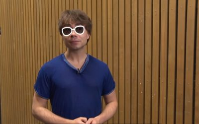 New Video. Alexander Rybak doing magic tricks (With English subtitles)