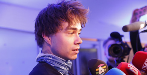 "TV2.no. The Eurovision victory slipped for Alexander Rybak: ""It is allowed to be disappointed"""