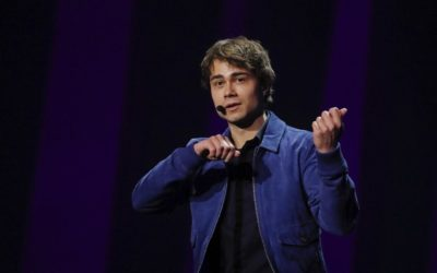 Alexander Rybak: May 4th – Second Eurovision Rehearsal & Press Conference