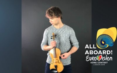 New Video. Alexander Rybak – Eurovision 2018 Violin Jam – Part 2